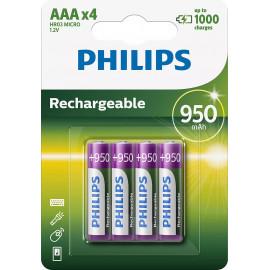 Philips 4 Pilhas...