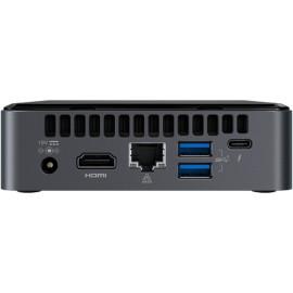 Intel NUC BOXNUC8I3BEK barebone UCFF Preto BGA 1528 i3-8109U 3 GHz