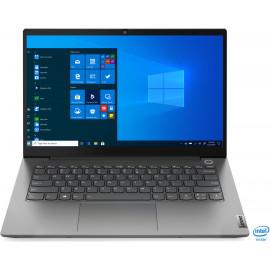 "Lenovo ThinkBook 14 Computador portátil 35,6 cm (14"") 1920 x 1080 pixels 11th gen Intel® Core™ i7 16 GB DDR4-SDRAM 512 GB SSD"