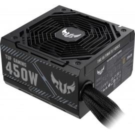 ASUS TUF-GAMING-450B fonte de alimentação 450 W 20+4 pin ATX ATX Preto