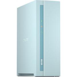 QNAP TS-130 servidor NAS e de armazenamento Tower Ethernet LAN Branco RTD1295