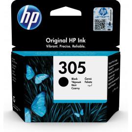 HP 305 tinteiro 1 unidade(s) Original Rendimento padrão Preto