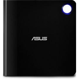 ASUS SBW-06D5H-U unidade de disco ótico Blu-Ray RW Preto, Prateado