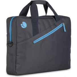 "NGS Ginger Blue mala para portáteis 39,6 cm (15.6"") Pasta Azul marinho, Turquesa"