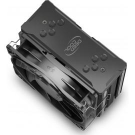DeepCool GAMMAXX GTE V2 Processador Cooler 12 cm Preto 1 unidade(s)