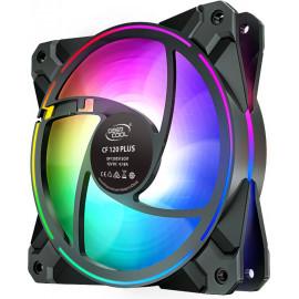 DeepCool DP-F12-AR-CF120P-3P ventoinha para PC Caixa de computador 12 cm Preto 1 unidade(s)