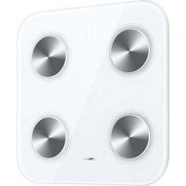 Huawei 55026228 balança de casa de banho Quadrado Branco Balança pessoal eletrónica