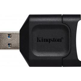Kingston Technology MobileLite Plus leitor de cartões USB 3.2 Gen 1 (3.1 Gen 1) Type-A Preto