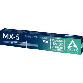 ARCTIC MX-5 pasta térmica Cola térmica 4 g