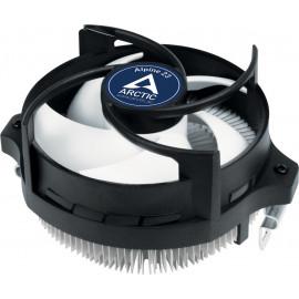 ARCTIC Alpine 23 - Compact AMD CPU-Cooler Processador Conjunto de arrefecimento 9 cm Alumínio, Preto 1 unidade(s)