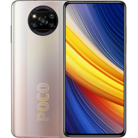 "POCO X3 Pro 16,9 cm (6.67"") Dual SIM MIUI 12 4G USB Type-C 8 GB 256 GB 5160 mAh Bronze"