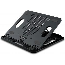 """iggual RPSV17 43,2 cm (17"""") Suporte para computador portátil Preto"""