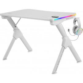 Mars Gaming MGDRGBW mesa de computador Branco