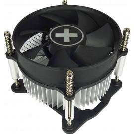 Xilence I200 Processador Ventoinha 9,2 cm Alumínio, Preto