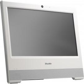 Shuttle XPC all-in-one X50V7 Branco Intel SoC BGA 1528 Altifalantes incorporados 4205U 1,8 GHz