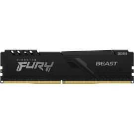 Kingston Technology FURY Beast módulo de memória 8 GB 1 x 8 GB DDR4 2666 MHz