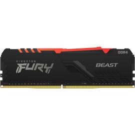 HyperX FURY Beast RGB módulo de memória 16 GB 2 x 8 GB DDR4 3200 MHz