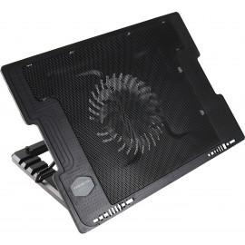"""Tacens Anima ANBC2 base de refrigeração para computador 43,2 cm (17"""") Preto"""