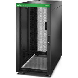APC Easy Rack 24U Rack independente para servidor Preto