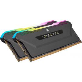 Corsair Vengeance CMH32GX4M2Z3600C18 módulo de memória 32 GB 2 x 16 GB DDR4 3600 MHz