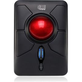 Adesso iMouse T50 rato Ambidestro RF Wireless Trackball 4800 DPI