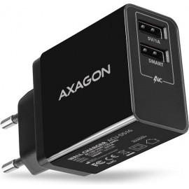 Axagon ACU-DS16 carregador de dispositivos móveis Preto Interior
