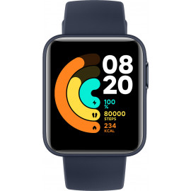 "Xiaomi Mi Watch Lite 3,56 cm (1.4"") LCD Azul GPS"