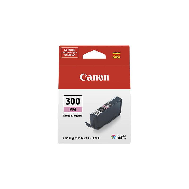 Canon PFI-300 tinteiro 1 unidade(s) Original Magenta foto