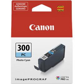 Canon PFI-300 tinteiro 1 unidade(s) Original Ciano foto