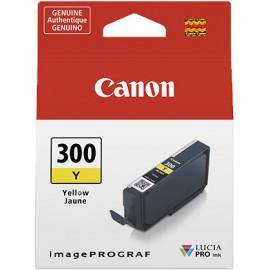 Canon PFI-300 tinteiro 1 unidade(s) Original Amarelo