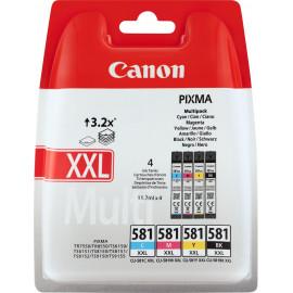 Canon CLI-581XXL Multipack tinteiro Original Preto, Ciano, Magenta, Amarelo