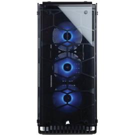 Corsair Crystal 570X RGB Mirror Black Midi Tower Preto, Espelho