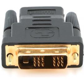 Gembird A-HDMI-DVI-2 adaptador para cabos Preto