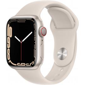 Apple Watch Series 7 41 mm OLED 4G Bege GPS