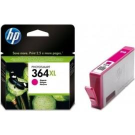 HP Tinteiro 364 XL Magenta...