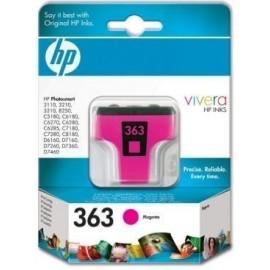 HP Tinteiro 363 Magenta...