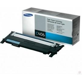 Samsung Toner Cyan CLT-C406S