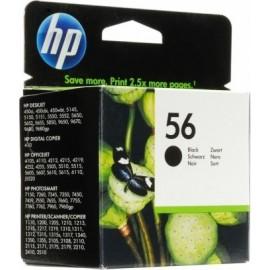 HP Tinteiro Preto 56 [C6656AE]