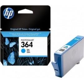 HP Tinteiro 364 Cyan [CB318EE]