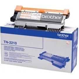 Brother TN-2210 Toner Preto...