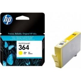 HP 364 Yellow Ink Cartridge...