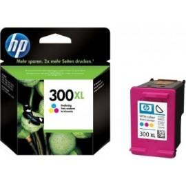 HP 300XL Tri-colour Ink...