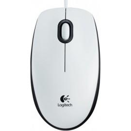 Logitech  Rato B100 Branco...