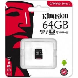 Kingston Canvas Select 64...
