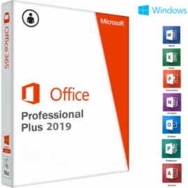 Microsoft Office Pro 2019...