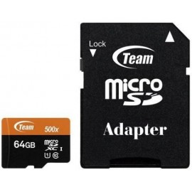 Team Group Micro SD 64GB...