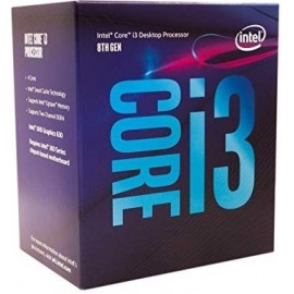 Intel Core i3-9100F Quad...