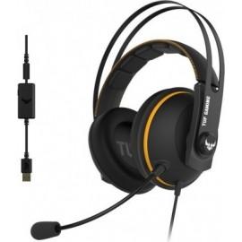 Asus TUF Gaming H7 Yellow -...