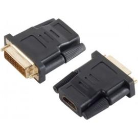 Adaptador DVI-D (24+1) p/...