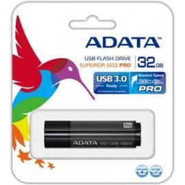 ADATA AS102P-32G-RGY unidade de memória USB 32 GB USB Type-A 3.2 Gen 1 (3.1 Gen 1) Cinzento